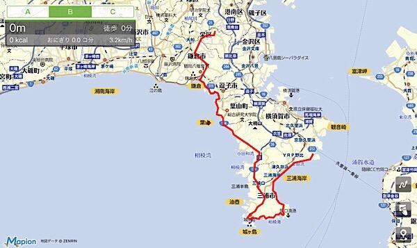 ぼくの慢心を打ち砕いた裸足不食旅 – 三浦半島50km・15時間の記録