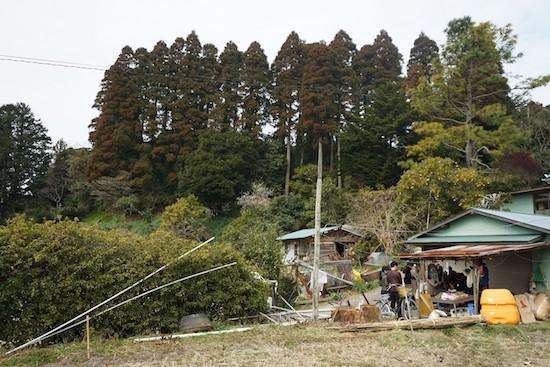 イノシシハンターさんの家